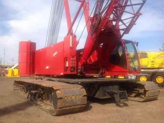 USED 2002 MANITOWOC 555 Crane Piscataway