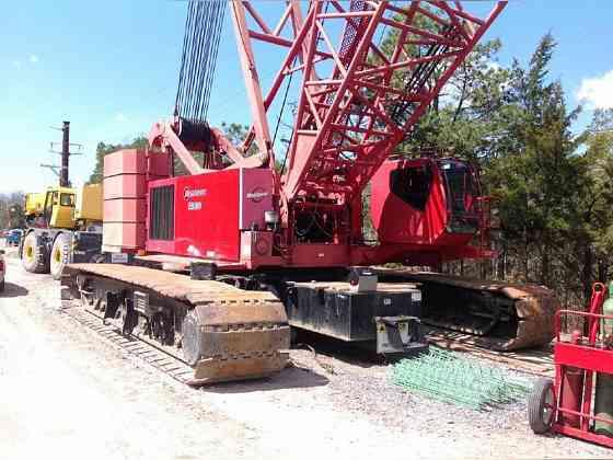 USED 2007 MANITOWOC 14000 Crane Piscataway