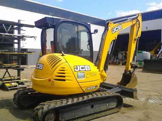 USED 2015 JCB 8055 ZTS Excavator Piscataway