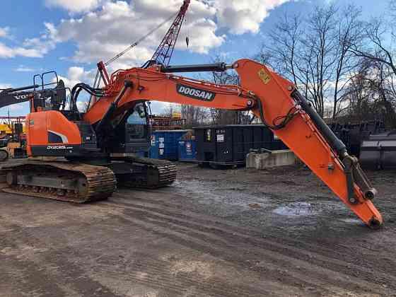 USED 2017 DOOSAN DX235 LCR-5 Excavator Piscataway
