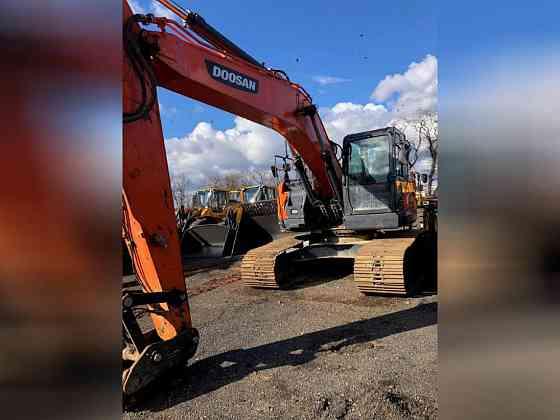 USED 2018 DOOSAN DX235 LCR-5 Excavator Piscataway