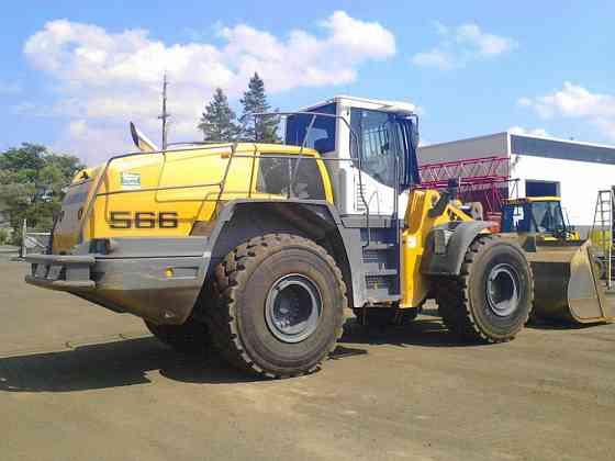 USED 2015 LIEBHERR L566 Wheel Loader Piscataway