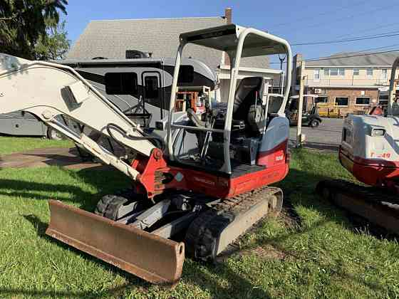 USED 2016 TAKEUCHI TB240 Excavator Glassboro