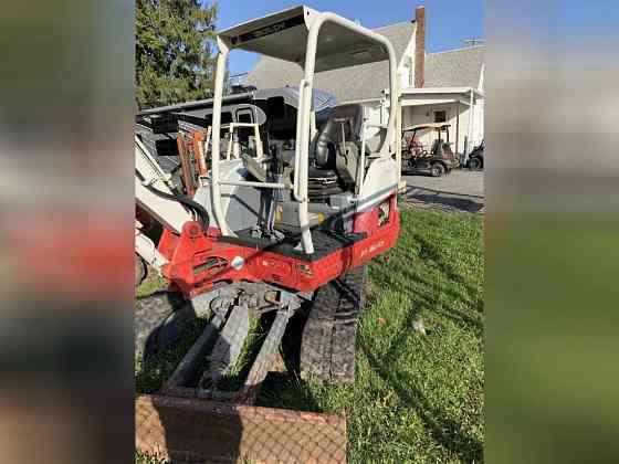 USED 2017 TAKEUCHI TB240 Excavator Glassboro