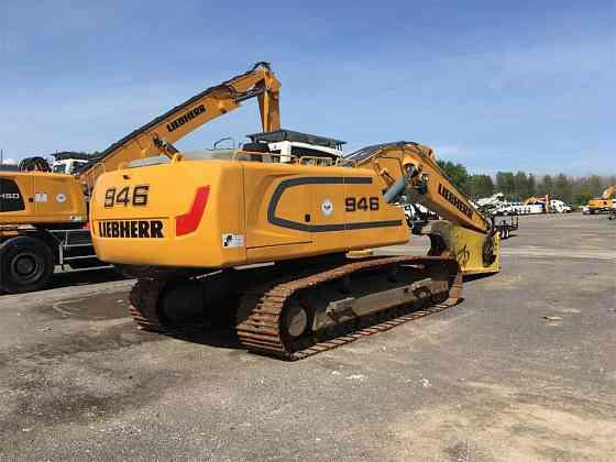 USED 2014 LIEBHERR R946 Excavator Syracuse, New York
