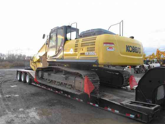 USED 2016 KOBELCO SK350 Excavator Syracuse, New York
