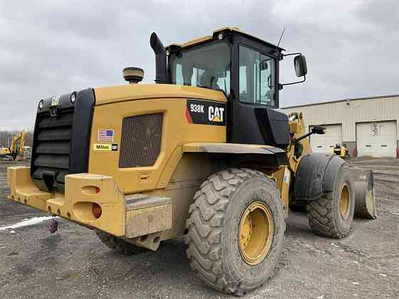 USED 2012 CATERPILLAR 938K Wheel Loader Syracuse, New York
