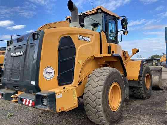 2017 HYUNDAI HL940 Wheel Loader Syracuse, New York