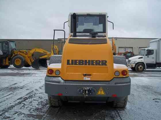 USED 2014 LIEBHERR L528 Wheel Loader Syracuse, New York