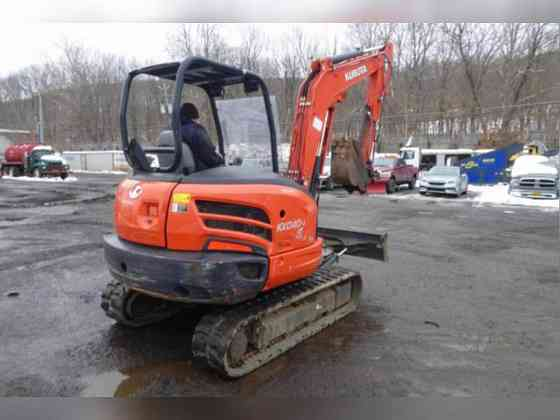 USED 2017 Kubota KX040-4 Excavator New York City