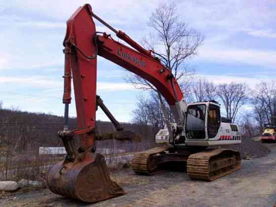 USED 2008 Link Belt 330 LX Excavator New York City