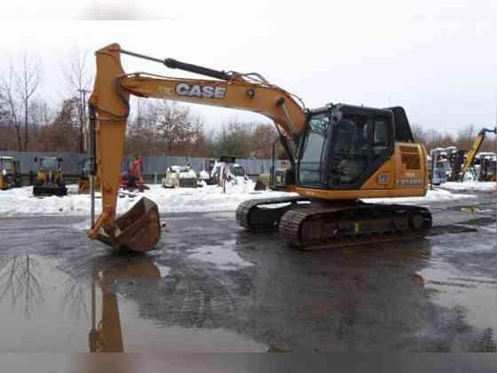 USED 2017 Case CX130D Excavator New York City