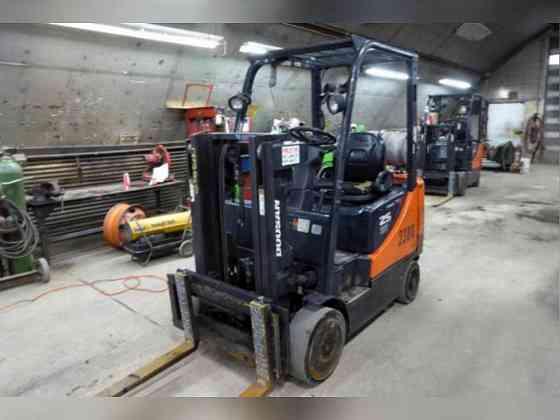 USED 2013 Doosan GC25P-5 Forklift New York City