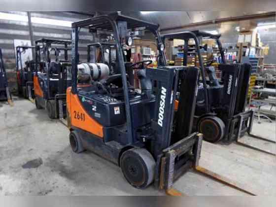 USED 2008 Doosan GC25P-5 Forklift New York City