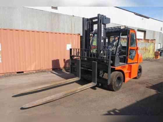 USED 2014 Doosan D70S-5 Forklift New York City