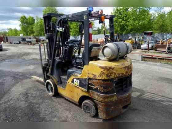 USED 2015 Caterpillar 2C6500 Forklift New York City