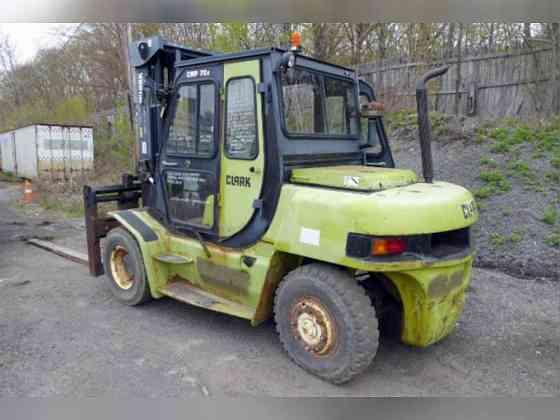 USED 2005 Clark CMP70D Forklift New York City