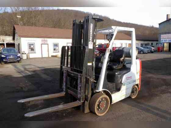 Used 2013 Nissan MCU1F2A30LV Forklift New York City