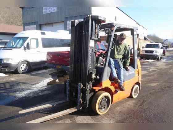 USED 2002 Toyota 7FGCU25 Forklift New York City