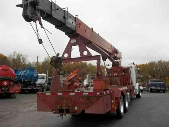 USED TEREX BT4792 CRANE TRUCK Caledonia