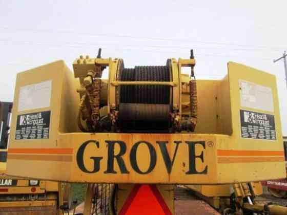 USED 1998 GROVE YB4408 Crane Caledonia