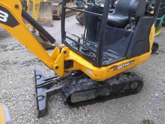 Used 2013 JCB 8014CTS Excavator Caledonia