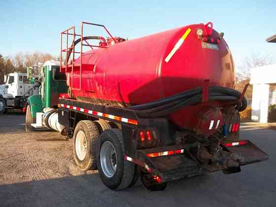Used 2013 PETERBILT 348 Vacuum Truck Caledonia