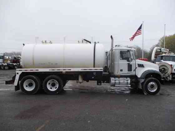 USED 2007 MACK GRANITE CTP713 Vacuum Truck Caledonia