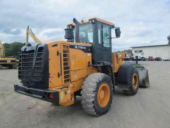 USED 2014 HYUNDAI HL730-9A Wheel Loader Caledonia