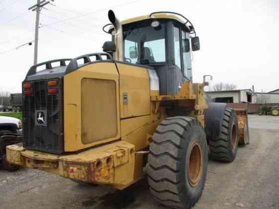 USED 2005 DEERE 544J Wheel Loader Caledonia