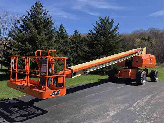 USED 2017 JLG 800S Boom Lift Syracuse, New York