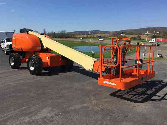 USED 2021 JLG 600S Boom Lift Syracuse, New York