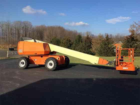 USED 2015 JLG 600S Boom Lift Syracuse, New York