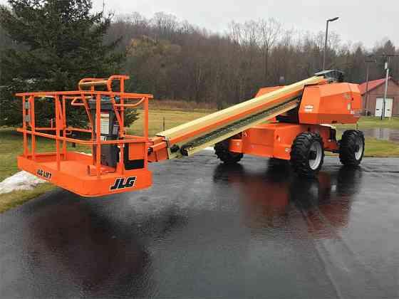 USED 2016 JLG 600S Boom Lift Syracuse, New York