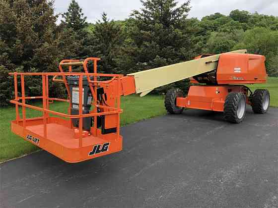 USED 2017 JLG 600S Boom Lift Syracuse, New York