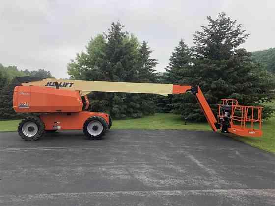 USED 2021 JLG 660SJ Boom Lift Syracuse, New York