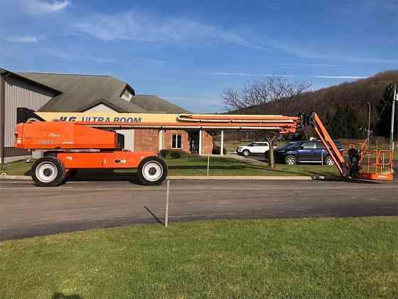 USED 2012 JLG 1350SJP Boom Lift Syracuse, New York