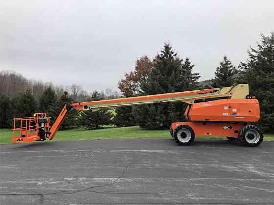 USED 2020 JLG 860SJ Boom Lift Syracuse, New York