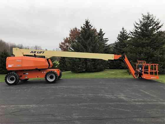 USED 2021 JLG 860SJ Boom Lift Syracuse, New York