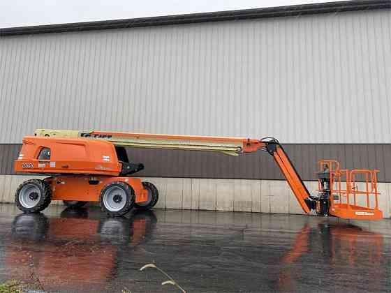 NEW 2020 JLG 660SJ Boom Lift Syracuse, New York