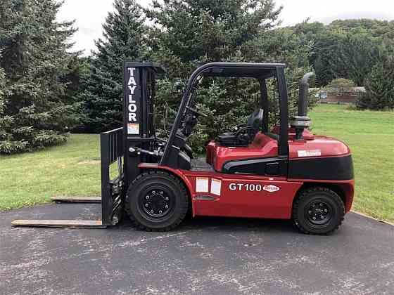 USED 2019 TAYLOR GT100 Forklift Syracuse, New York