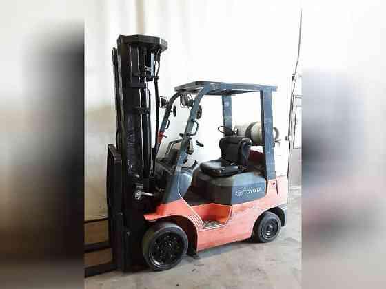 USED 2000 TOYOTA 7FGCU25 Forklift Charlotte
