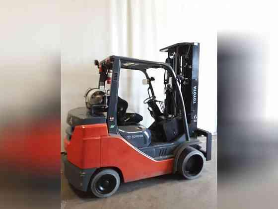 USED 2013 TOYOTA 8FGCU32 Forklift Charlotte