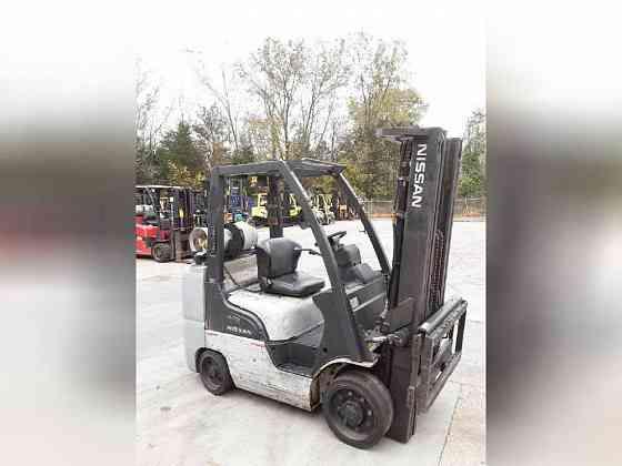 USED 2007 NISSAN MCU1F2A33LV Forklift Charlotte