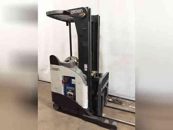 USED 2008 CROWN RR5210-40 Forklift Charlotte