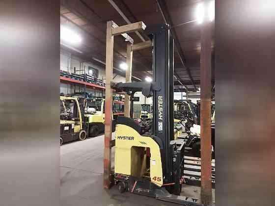 USED 2016 HYSTER N45ZR2 Forklift Charlotte