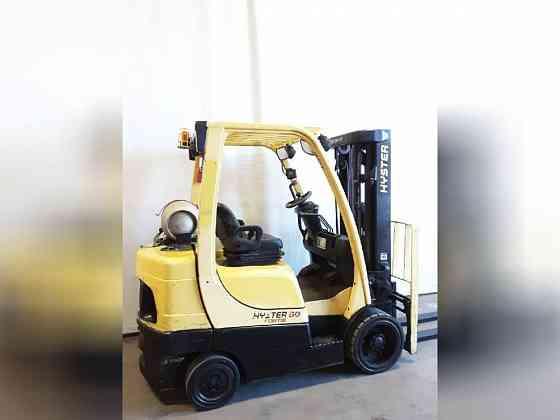 USED 2014 HYSTER S60FT Forklift Charlotte