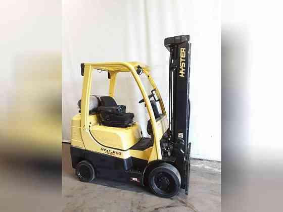 USED 2015 HYSTER S60FT Forklift Charlotte