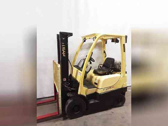 USED 2017 HYSTER H35FT Forklift Charlotte