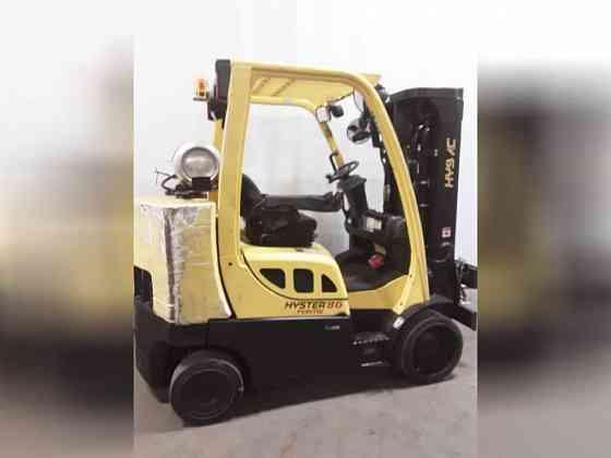 USED 2015 HYSTER S80FT Forklift Charlotte